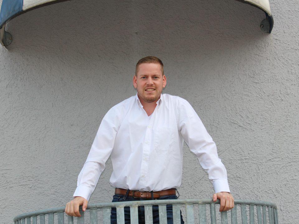 Pius Jülch - Die Schlosserei Gaggenau Geschäftsführer